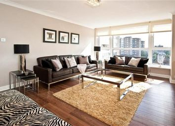 Thumbnail 3 bed flat to rent in Boydell Court, St John's Wood, London