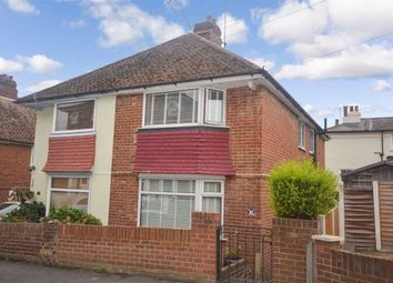 Thumbnail 3 bedroom semi-detached house for sale in Belmont Road, Broadstairs, Kent