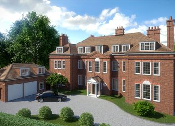 Thumbnail 9 bedroom detached house for sale in Templewood Avenue, Hampstead, London