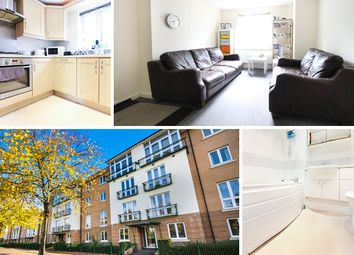 Thumbnail 2 bed flat for sale in Barletta House, Lloyd George Avenue, Cardiff Bay