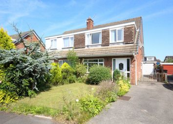 Thumbnail 3 bed semi-detached house for sale in Oaklands Drive, Penwortham, Preston