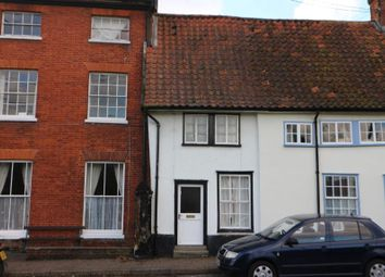 Thumbnail 2 bedroom cottage for sale in St Mary's Cottage, Market Place, New Buckenham, Norfolk