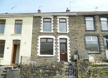 Thumbnail 3 bed terraced house for sale in John Street, Nantymoel, Bridgend, Mid Glamorgan