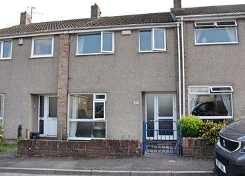 Thumbnail 3 bed terraced house for sale in Caroline Close, Keynsham, Bristol
