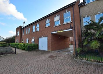 Thumbnail 3 bed flat for sale in Cavell Drive, Bishop's Stortford, Hertfordshire