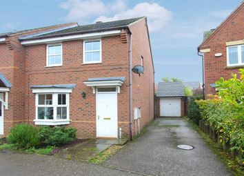Thumbnail 3 bed end terrace house for sale in Thomas Close, Crick, Northampton