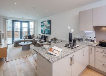 Thumbnail 2 bed flat to rent in Ponton Road, Nine Elms, Vauxhall
