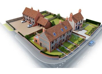 Thumbnail 3 bed semi-detached house for sale in Le Strange Court, High Street, Hunstanton