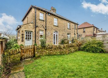 Thumbnail 3 bedroom semi-detached house for sale in Red Lane, Meltham, Holmfirth