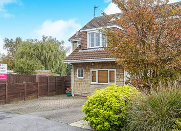 Thumbnail 3 bed semi-detached house for sale in Mere Way, Swanland, North Ferriby