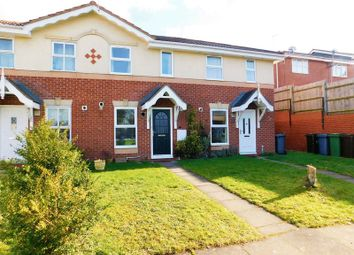 Thumbnail 2 bed terraced house for sale in Helston Close, Saxonfields, Stafford
