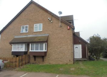Thumbnail 1 bed flat to rent in Hamilton Walk, Erith