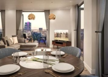 Thumbnail 1 bed town house for sale in X1 South Bank Apartments, Hunslet Road, Leeds
