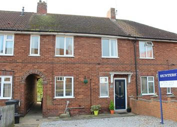 Thumbnail 3 bed terraced house for sale in Wighill Lane, Tadcaster