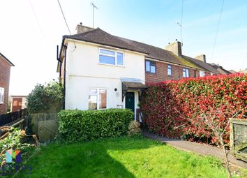 Thumbnail 2 bed end terrace house for sale in Andover Green, Bovington