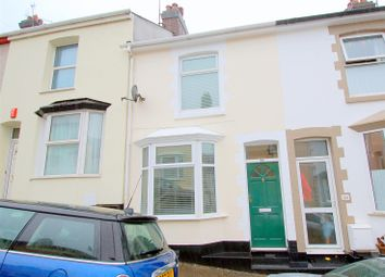 Thumbnail 2 bed terraced house for sale in Welsford Avenue, Plymouth