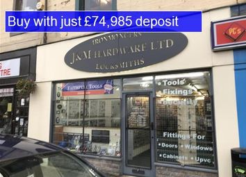 Retail premises for sale in Scotland Road, Nelson BB9