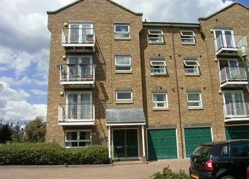 Thumbnail 2 bed flat to rent in Lyndhurst Lodge, 2 Millennium Drive, Isle Of Dogs, London