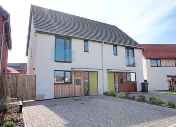 Thumbnail 3 bed semi-detached house for sale in Farrier Road, Watton
