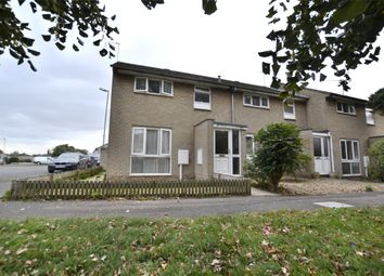 Thumbnail 3 bedroom end terrace house for sale in Queen Emmas Dyke, Witney, Oxfordshire