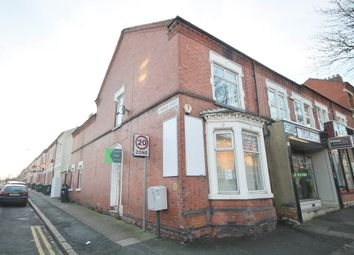 Thumbnail 2 bed flat to rent in Tyndale Street, West End, Leicester