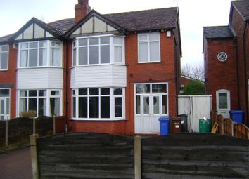 Thumbnail 3 bedroom semi-detached house for sale in Dialstone Lane, Stockport