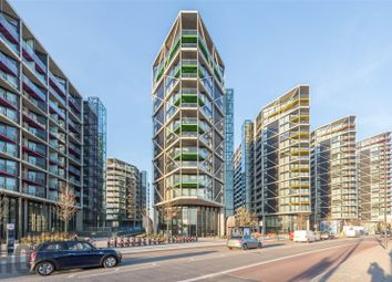 Thumbnail 2 bed flat for sale in Three Riverlight Quay, Nine Elms Lane, London