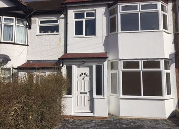 Thumbnail 4 bed terraced house to rent in Lawson Road, Southall
