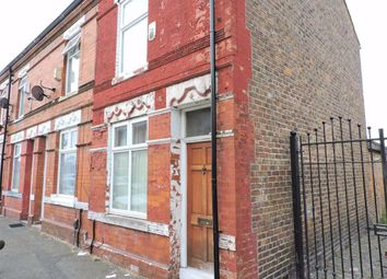 Thumbnail 2 bed end terrace house for sale in Delafield Avenue, Longsight, Manchester