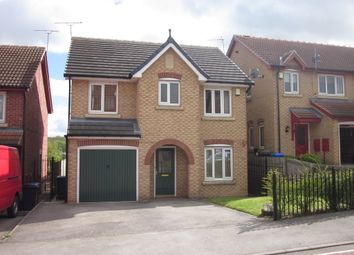 Thumbnail 4 bedroom detached house to rent in Ironstone Crescent, Chapeltown, Sheffield