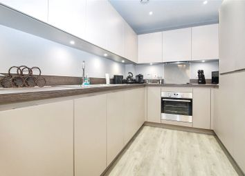 Thumbnail 1 bed flat for sale in Doves House, Dakota Drive, Chatham, Kent