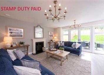 Thumbnail 4 bedroom detached house for sale in Claremount Gardens, Epsom