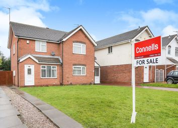 Thumbnail 2 bedroom semi-detached house for sale in Laburnum Street, Merridale, Wolverhampton