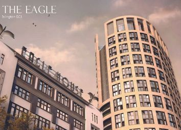 Thumbnail 2 bed flat for sale in The Eagle, City Road, Islington, London