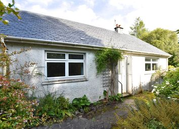 Thumbnail 3 bed detached bungalow for sale in Main Road, Taynuilt