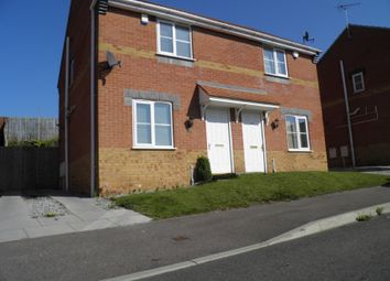 Thumbnail 2 bed semi-detached house to rent in Acorn View, Kirkby-In-Ashfield, Nottinghamshire