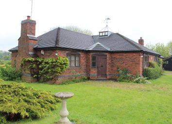 Thumbnail 2 bed detached house for sale in Netherfield Grange, Station Road, Burton-On-Trent