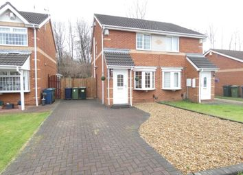 Thumbnail 2 bed semi-detached house to rent in Festival Way, Dunston, Gateshead