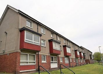 Thumbnail 2 bed flat for sale in Shirrel Avenue, Bellshill