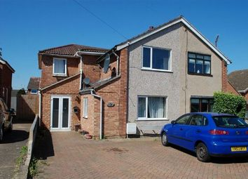 Thumbnail 3 bedroom semi-detached house for sale in Lodge Close, Duston, Northampton