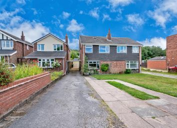Thumbnail 3 bed semi-detached house for sale in Rawnsley Road, Hednesford, Cannock