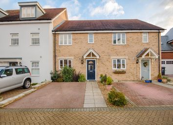 Thumbnail 3 bedroom terraced house for sale in Buckwells Field, Hertford