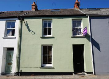 Thumbnail 3 bed terraced house for sale in Park Place, Tenby