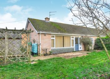 Thumbnail 3 bed semi-detached bungalow for sale in New Road, Norwich