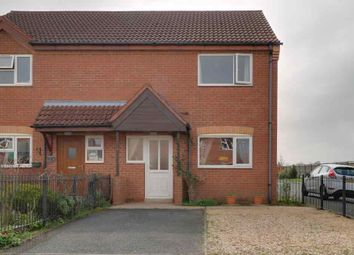 Thumbnail 2 bed semi-detached house for sale in Aveland Drive, Billingborough, Sleaford