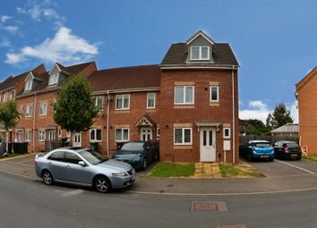 Thumbnail 3 bed end terrace house for sale in Carroll Crescent, Stoke Heath, Coventry