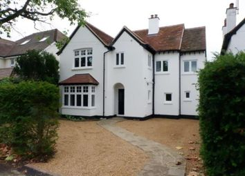 Thumbnail 3 bed detached house to rent in Waldens Park Road, Horsell, Woking