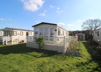 Thumbnail 2 bed mobile/park home for sale in Colchester, Suffolk