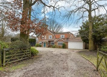 Thumbnail 6 bed detached house for sale in Finchampstead, Wokingham