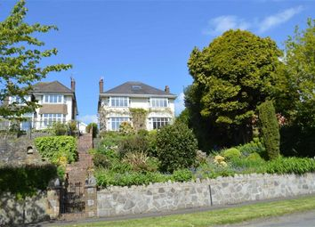 Thumbnail 4 bed detached house for sale in Derwen Fawr Road, Swansea